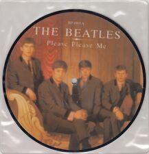 The Beatles – Please Please Me - Parlophone – RP 4983 - Picture Disc 45 RPM