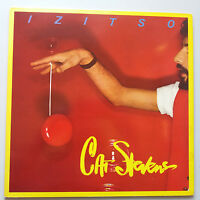 Cat Stevens - Izitso Vinyl LP UK 1st 1977 EX/VG