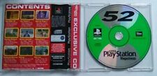 *DEMO DISK ONLY Tomb Spyro Fighting Force Playstation One 1 PSOne PS1 PS PSX