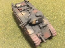 15mm Painted WWII French Char B1 Heavy Tank Wargaming Model