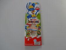 """Ferrero 4er Pack """" 2009 - Kunterbunte Glücksbringer - Hasen """" ohne Inhalt"""