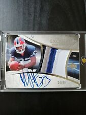 Marshawn lynch Exquisite Rookie Auto Patch 24/99