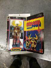 "GAIKING BOX 5"" SHOGUN WARRIORS 1978 DIECAST METAL COMPLETE instructions popy"