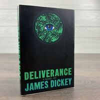 James Dickey DELIVERANCE 1st Edition 1st Printing