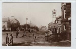 HIGH STREET, MOFFAT: Dumfriesshire postcard (C61595)