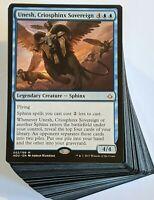***Custom Commander Deck*** Unesh - Sphinx Tribal - EDH MTG Magic Cards