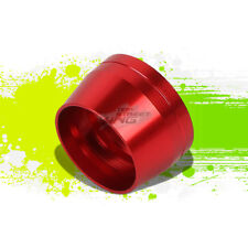 """RED 10-AN 5/8"""" TUBE OLIVE INSERT FITTING ADAPTER FOR NYLON HOSE TUBING"""