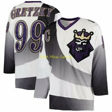 WAYNE GRETZKY Los ANGELES Kings 1995-96 Mitchell & Ness BURGER KING Jersey S-XXL