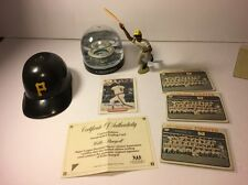 Vintage 3 Rivers Stadium Pittsburgh Pirates Lot  '72 Team & Stargell Signed Card
