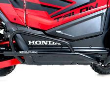 HMF Racing Rock Sliders Slider Steel Guard Black Honda Talon 1000R   X
