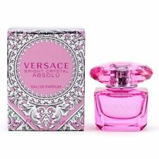 VERSACE Bright Crystal Absolu Eau de Toilette EDT Perfume Womans SeXy Scent NIB