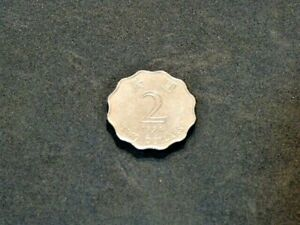 KM#64 Coin Hong Kong 2 Dollars1994