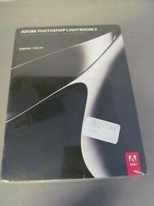 NEW Adobe Lightroom 3 Windows/Mac DUTCH Version inc VAT