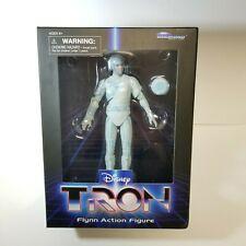 "Flynn Tron 7"" Walgreens Exclusive Action Figure 2019 Diamond Select Free Ship🔥"