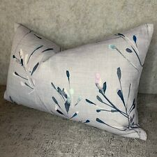 John Lewis & Partners Nerine Cushion Pillow Cover, Blue Multi Country Style Home