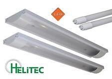 LED Aufbauleuchte Büro Deckenleuchte Fassung für T8 G13 HELITEC Mod. HRS-T9-T22