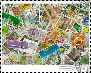 Singapore : 100 Different Stamps Mixture