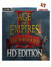 Age of Empires II 2 HD-The Forgotten DLC Steam PC Game key global envío rápido