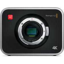 Blackmagic Design production Camera 4k examinado distribuidores con top OVP