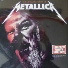 METALLICA / THE ULTIMATE ROOTS - F.M. BROADCAST * NEW VINYL LP * LIMITED EDITION