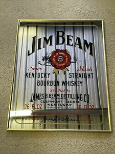 jim beam collectables Mirror