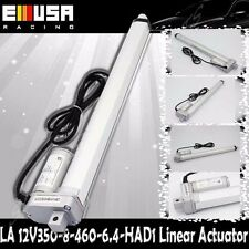 """14"""" Stroke Linear Actuator 220lbs Max Lift for Car Boat 8mm/s Spd DC 12V"""