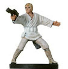 Star Wars Miniatures R Luke Skywalker Rebel 10/60 Rs