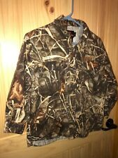 Game Winner camo shirt youth size large
