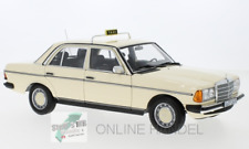 Mercedes Benz 200  W123 Taxi 1:18 Norev Oldtimer Limited Edition