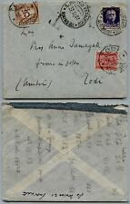 REGNO-FERMO POSTA-Busta S.Pietro Vernotico 14.7.1934-Tassata in arrivo 25c