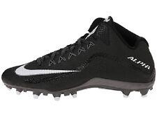 Nike Alpha Pro 2 3/4 TD Black Men's Football Shoes Free Shipping