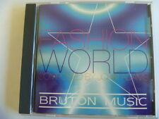 JOHN  ADAMS FASHION WORLD RARE LIBRARY SOUNDS MUSIC CD