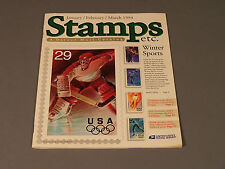 Stamps Etc. Jan - March 1994 Catalog