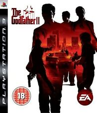 The Godfather II 2 PS3 GAME PAL *VGWC!* + Warranty!