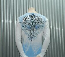 Ve'cel L/S Tattoo Unearthly Thermal White Vecel $65 XL