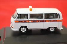 Oxford OO 1 76 76vw031 VW Bay Window Bus RAF Police FNQHobbys Ox376
