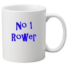 No.1 Rower, 11oz Ceramic Mug.