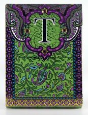 Punch Studio Paisley Monogram Pocket Note Pads 86358T