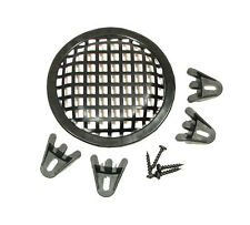 """Procraft 5"""" Speaker Grill With Mounting Hardware for 5""""  Woofers"""