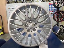 4x RONDELL DESIGN 0204 STERLINGSILBER IN 8,5Jx18 ET42 5x105mm für OPEL,CHEVROLET