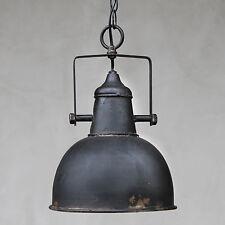 Lampe Industrielampe Retro Vintage Design Hängeleuchte shabby Pendelleuchte Loft