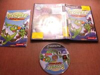 Sony PlayStation 2 PS2 CIB Complete Tested Frogger Ancient Shadows Ships Fast