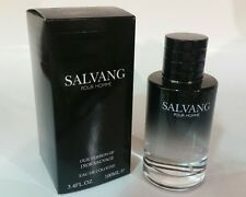 SALVANG MEN'S 3.4 OZ COLOGNE PERFUME DESIGNER IMPRESSION FRAGRANCE Brand New