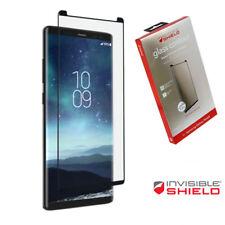 Pellicola vetro ZAGG frontale GLASS CONTOUR per Samsung Galaxy Note 8 BORDO NERO