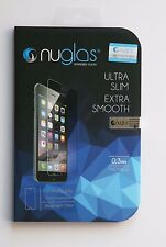 Nuglas Tempered Glass Screen Protector iPhone 6/6s w/ Blue Light Filter--US Dist