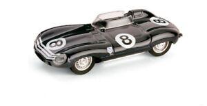 Brumm 1:43 R152 Jaguar D Type Silverstone 1956 - NEW