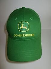 JOHN DEERE Owner's Edition CAP Hat ONE SIZE NEW Nothing Runs Like NWOT Tractor