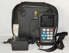 Cam View PTZ Test Equipment Triplett With Cords and Soft Case ~118