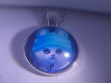 "VERY - VERY CUTE!  Cat  Pendant & Necklace "" NEW """