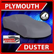 Plymouth Duster 1970-1976 CAR COVER - 100% Waterproof 100% Breathable